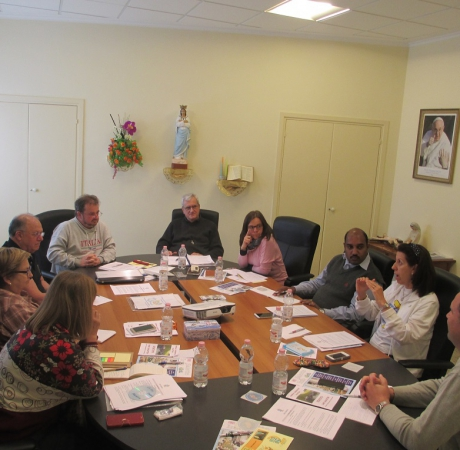 l´Equipe de Coordination Internationale des...