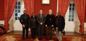 Father Superior General's visit to Portugal