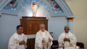 Homily at the close of the Council of Congregation