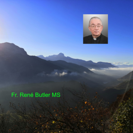 Fr. René Butler MS - 4th Sunday of Lent - Going...